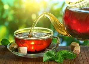 Smaken av te